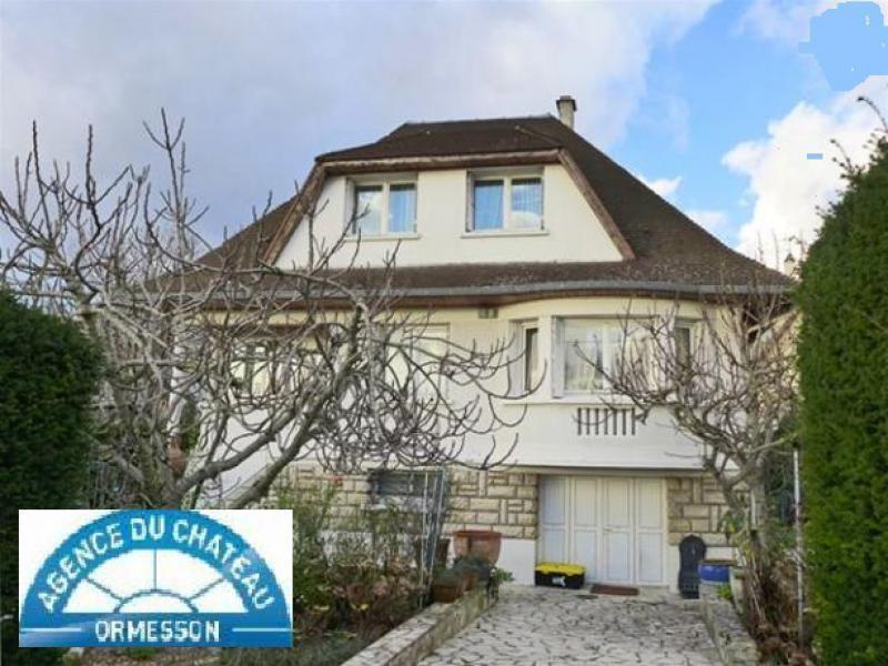 Vente maison / villa Ormesson sur marne 395000€ - Photo 1