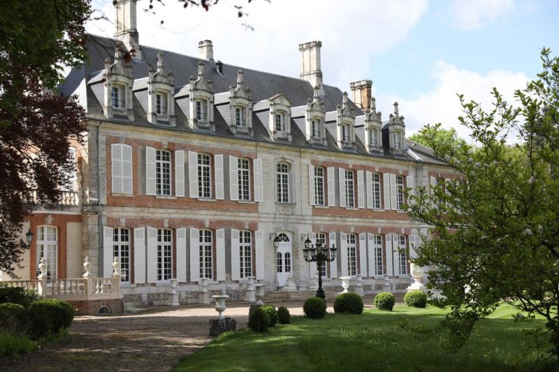 Revenda residencial de prestígio castelo Évreux 2900000€ - Fotografia 1
