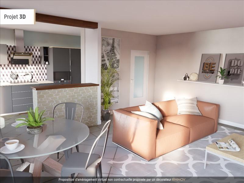 Vente appartement Dardilly 268450€ - Photo 2