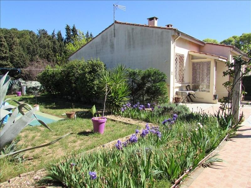 Vente maison / villa Beziers 167000€ - Photo 1