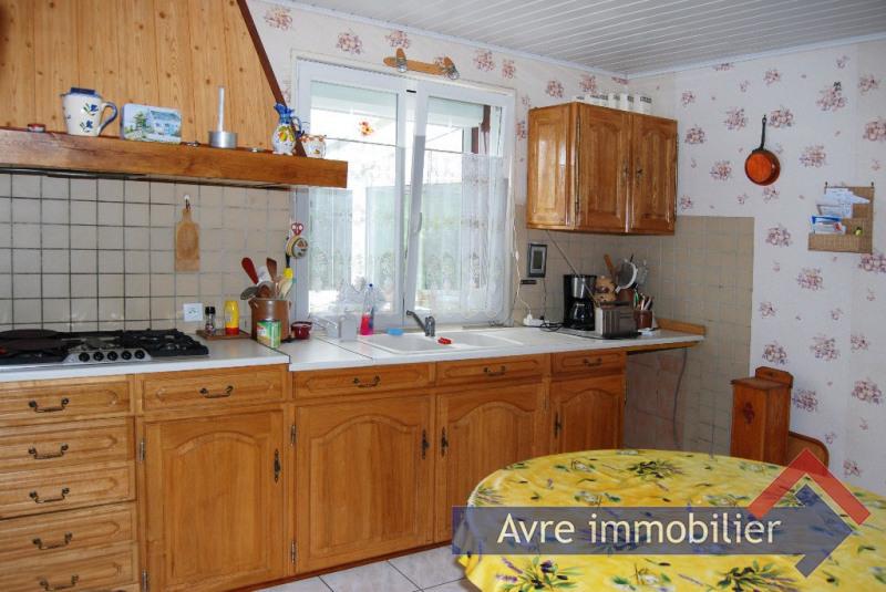 Sale house / villa Verneuil d avre et d iton 157000€ - Picture 3