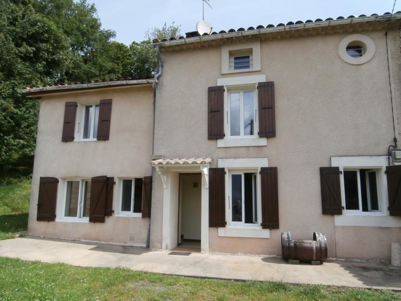 Vente maison / villa St amans valtoret 110000€ - Photo 1