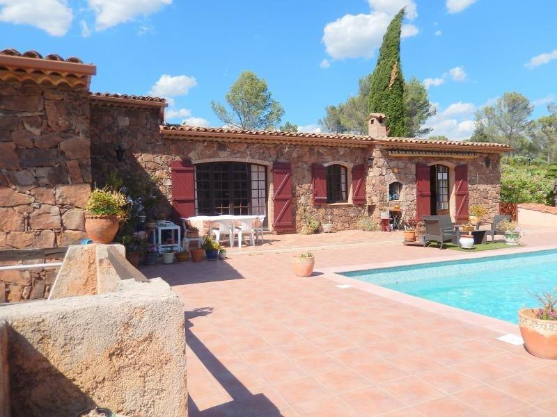Verkauf von luxusobjekt haus Roquebrune sur argens 700000€ - Fotografie 1