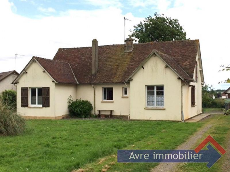 Vente maison / villa Verneuil d'avre et d'iton 127000€ - Photo 2
