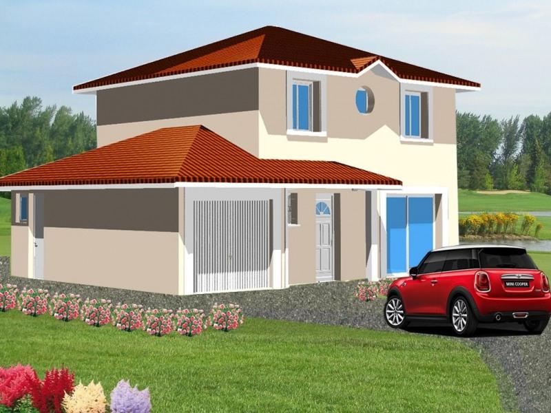 Constructeur de maisons individuelles bourgoin jallieu for Achat maison 38