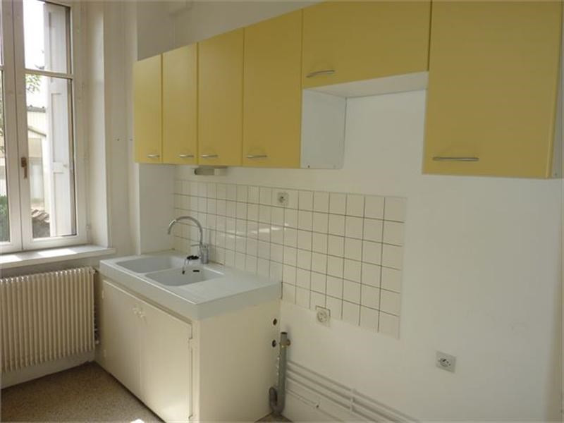 Rental apartment Laxou 490€cc - Picture 1