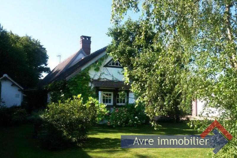 Vente maison / villa Verneuil d avre et d iton 197000€ - Photo 8