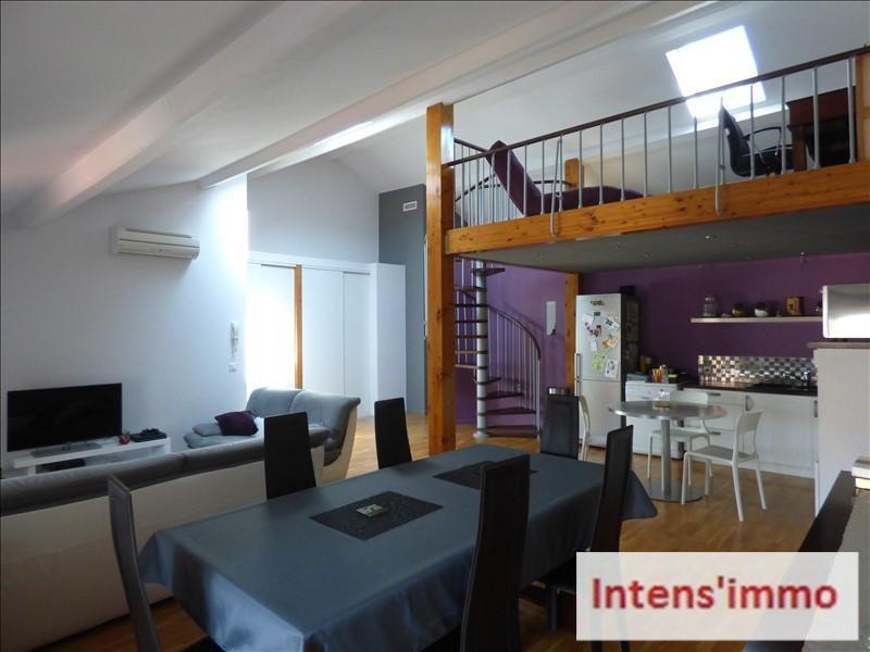 Sale apartment Romans sur isere 139000€ - Picture 1