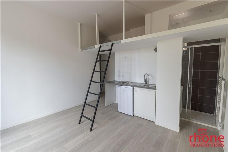 Produit d'investissement appartement Lyon 4ème 147000€ - Photo 2