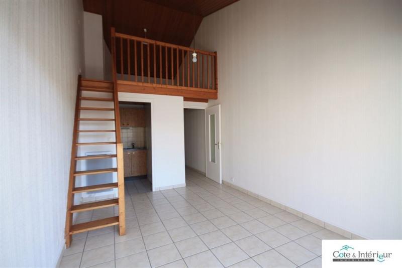 Rental apartment Les sables d olonne 495€ CC - Picture 1
