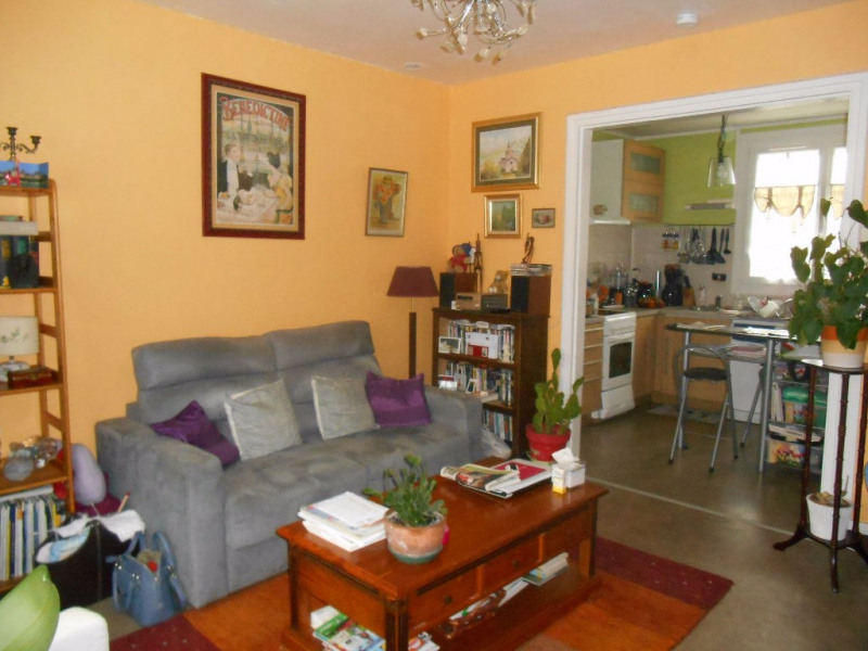 Sale house / villa Breteuil 121500€ - Picture 1