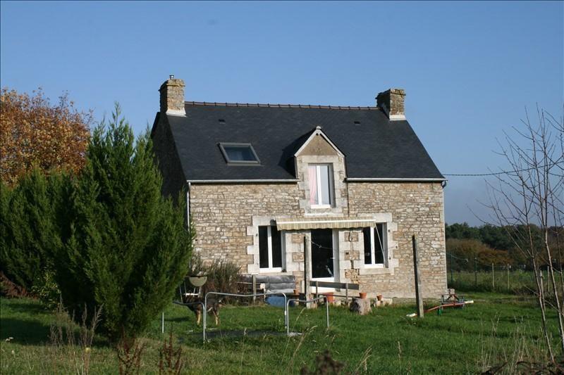 Vente maison / villa St servant 121600€ - Photo 1