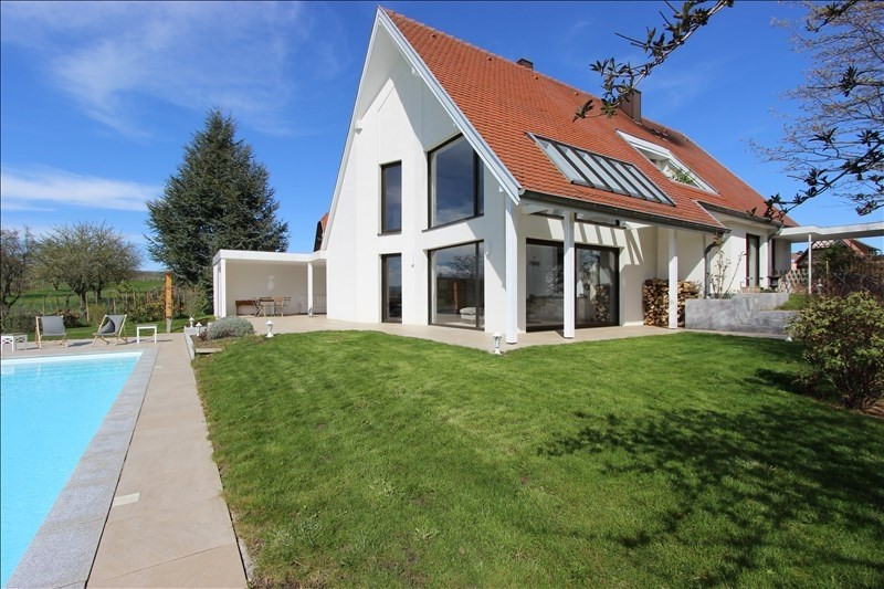 Deluxe sale house / villa Osthoffen 596000€ - Picture 2