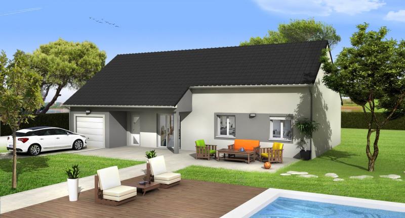 Maison  4 pièces + Terrain 646 m² Ormes par Villas club