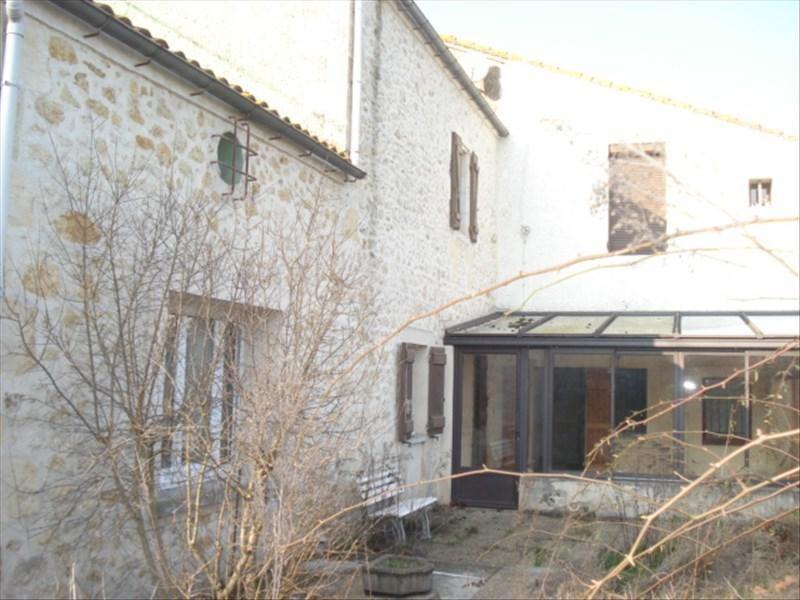 Vente maison / villa Moulis en medoc 212000€ - Photo 1