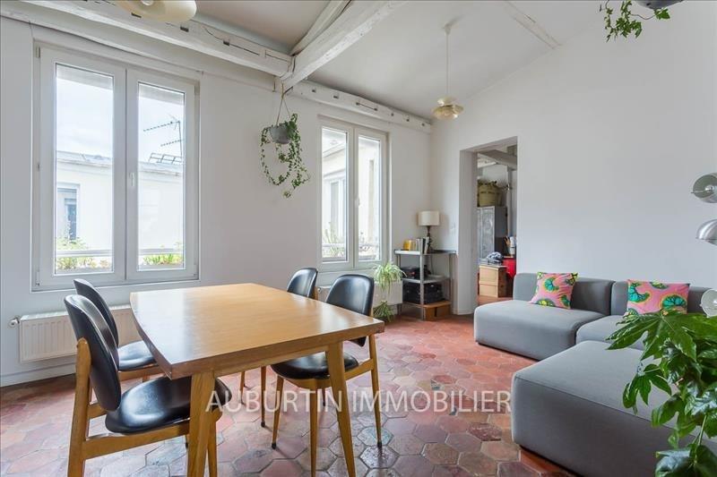 Venta  apartamento Paris 18ème 430000€ - Fotografía 1