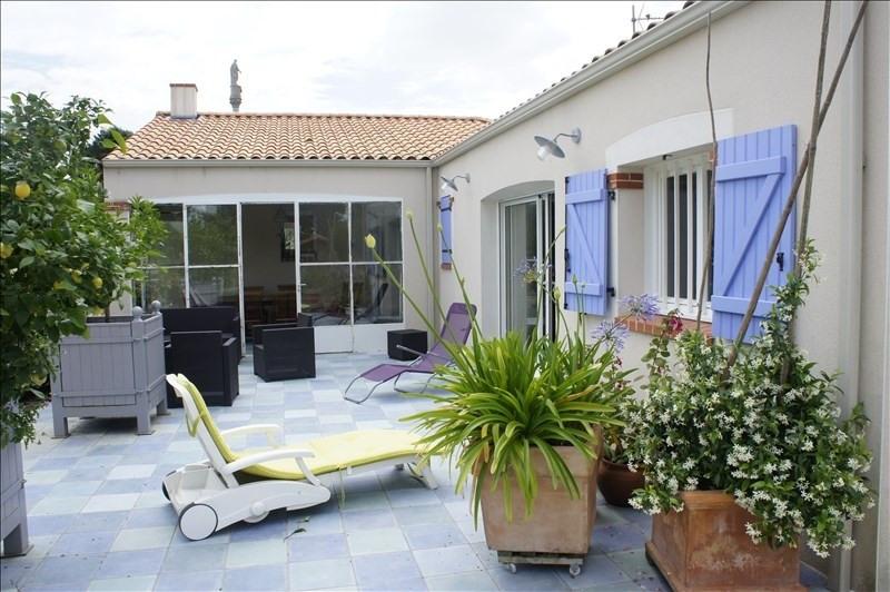 Vente maison / villa La bruffiere 293000€ - Photo 1