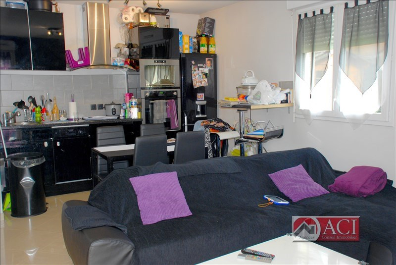 Sale apartment Montmagny 210 000€ - Picture 3