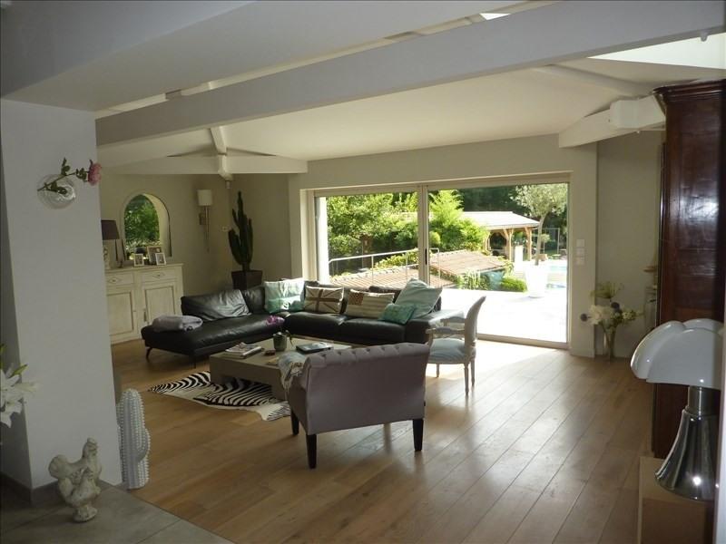 Vente maison / villa Montrond les bains 550000€ - Photo 2