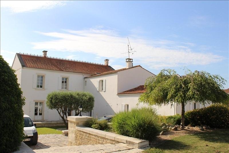 Sale house / villa Cire d aunis 472500€ - Picture 2