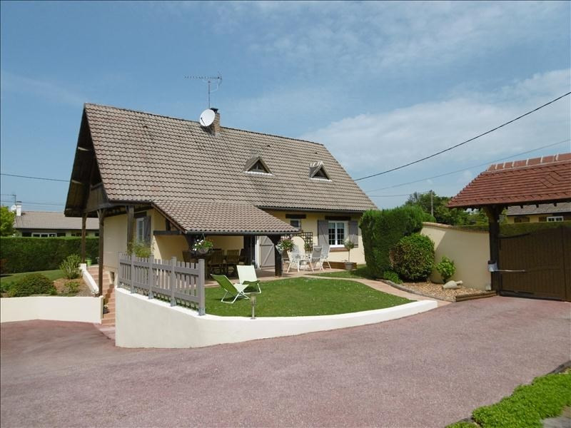 Sale house / villa St jacques sur darnetal 259000€ - Picture 2