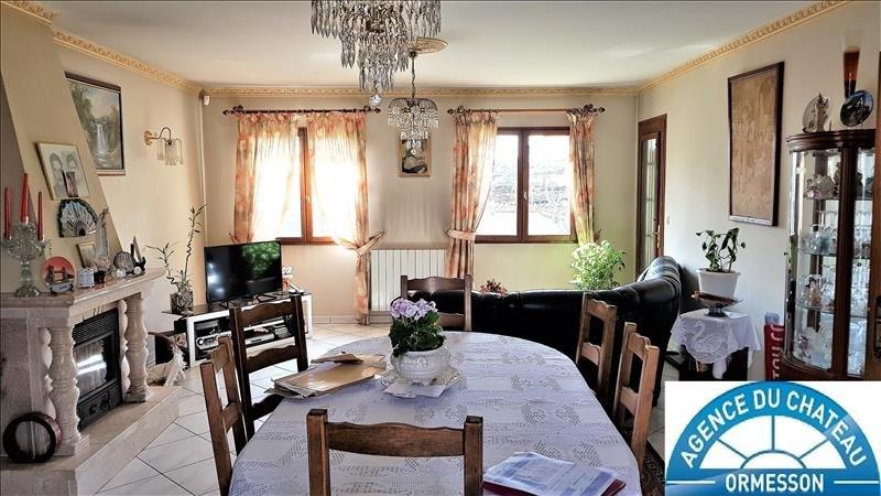 Sale house / villa Ormesson sur marne 449000€ - Picture 1