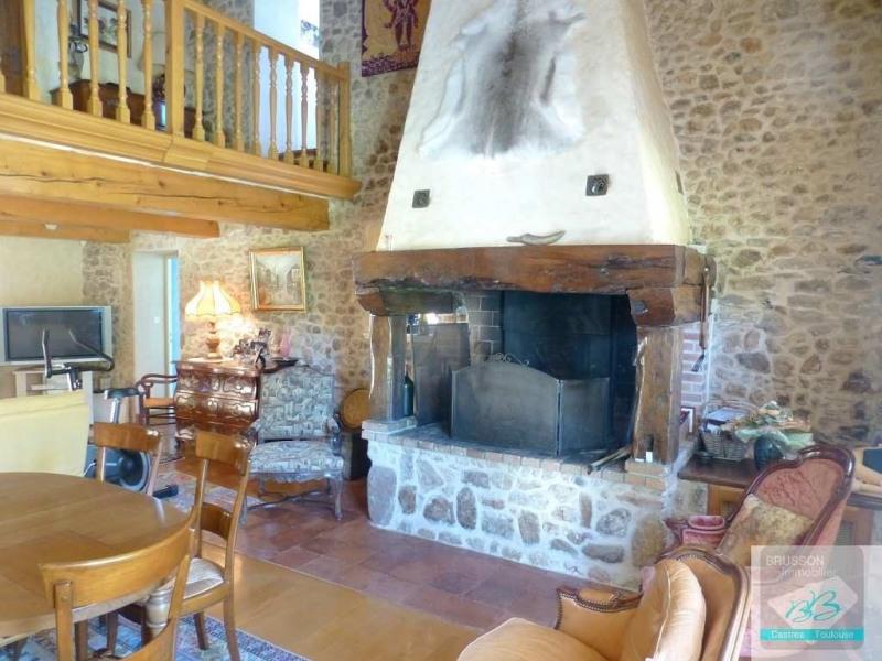 Deluxe sale house / villa Burlats 680000€ - Picture 5