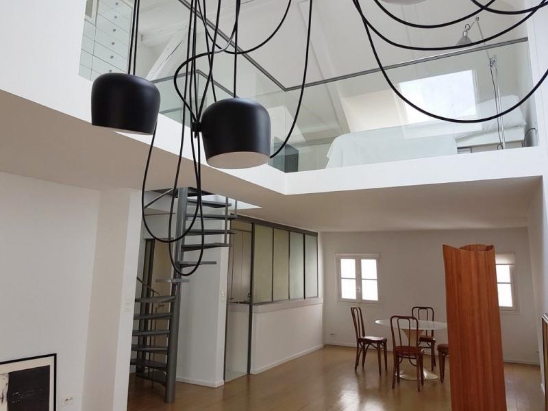 Verkoop van prestige  appartement Paris 3ème 1380000€ - Foto 2