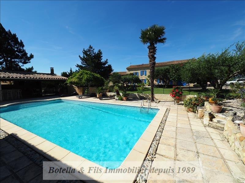 Verkoop van prestige  huis Pont st esprit 558000€ - Foto 1