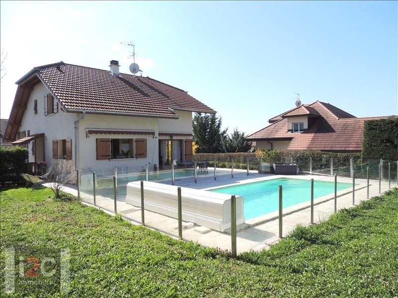 Vente maison / villa Sergy 765 000€ - Photo 10