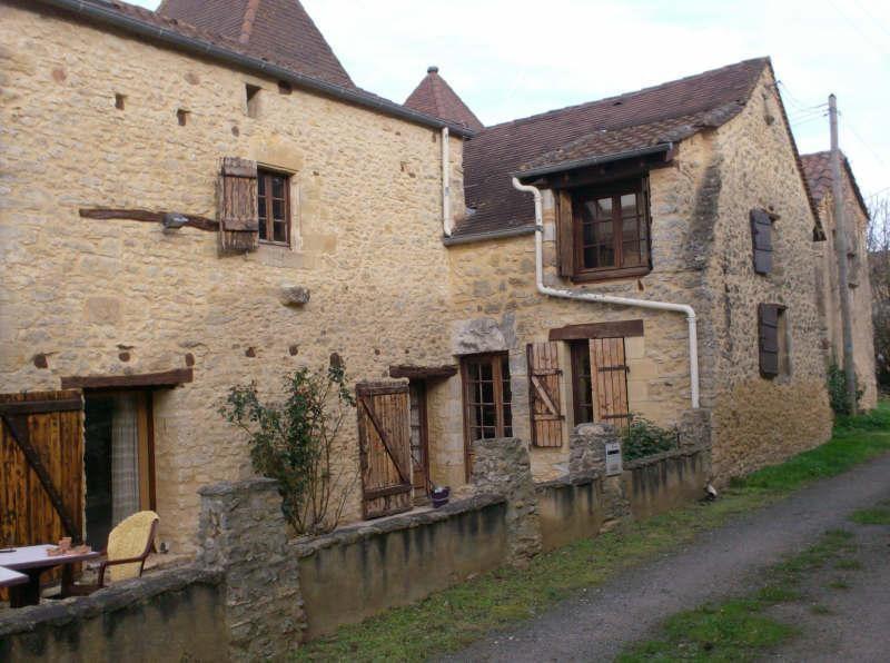 Vente maison / villa Coux et bigaroque 224000€ - Photo 1