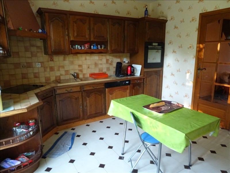 Vente maison / villa Lucenay les aix 181900€ - Photo 7