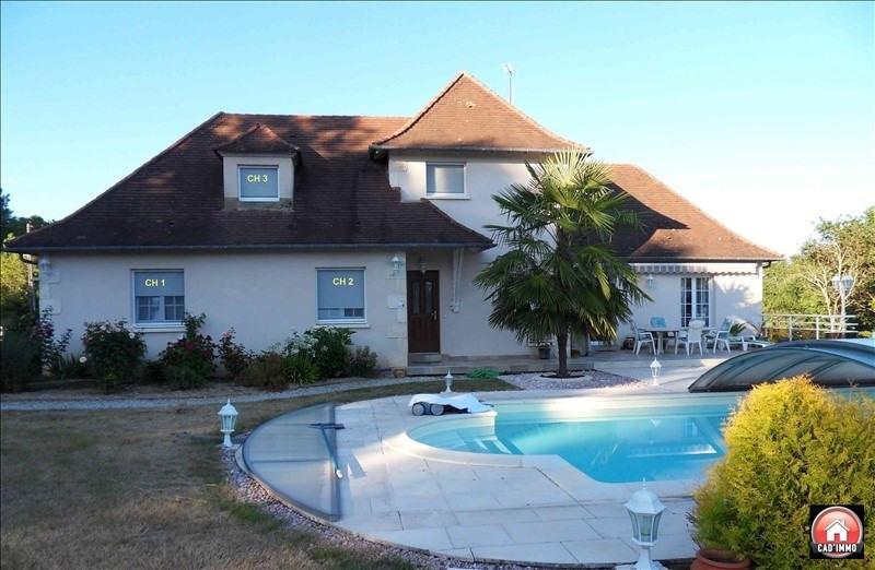 Sale house / villa St jean d eyraud 350000€ - Picture 1