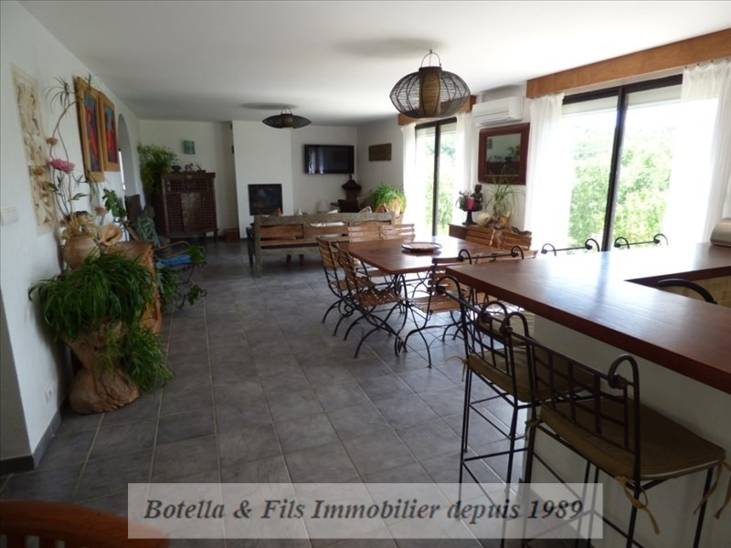Vente maison / villa Barjac 499000€ - Photo 4