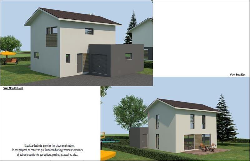 Sale house / villa Thyez 361025€ - Picture 1