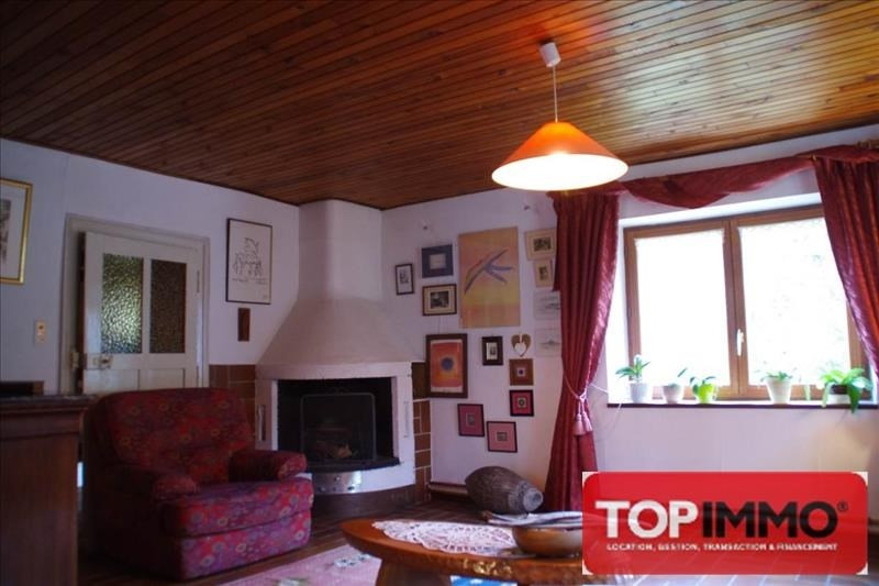 Vente maison / villa Taintrux 169 000€ - Photo 5