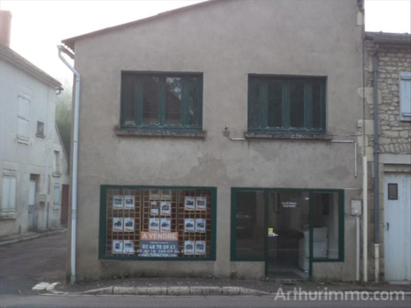 Sale building Donzy 25 000€ - Picture 1