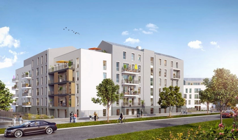 Esquisse programme immobilier neuf sartrouville for Immobilier neuf idf