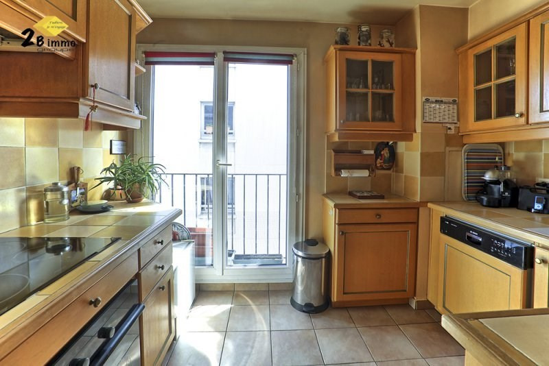 Sale apartment Choisy le roi 228 000€ - Picture 1