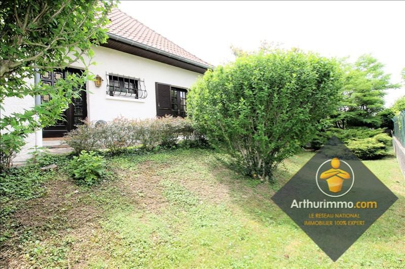Sale house / villa Villette d anthon 297 000€ - Picture 1