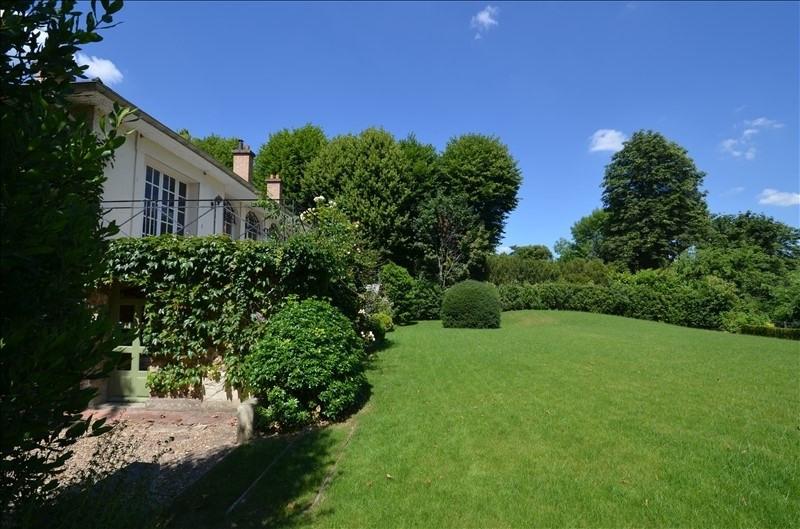 Revenda residencial de prestígio casa Croissy sur seine 2190000€ - Fotografia 5