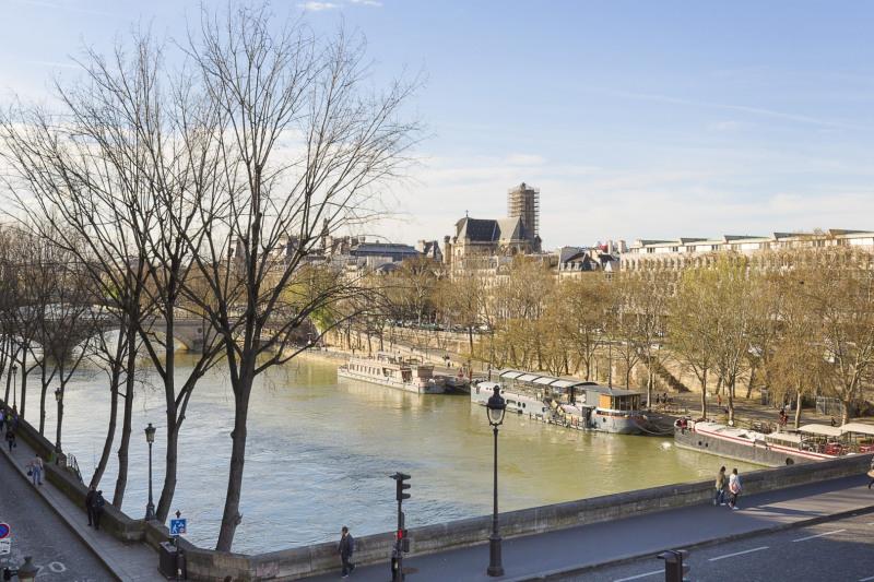 Venta de prestigio  apartamento Paris 4ème 1295000€ - Fotografía 2