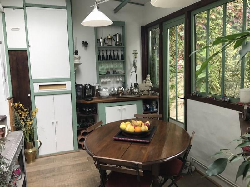 Venta  casa Vaux sur seine 425000€ - Fotografía 4