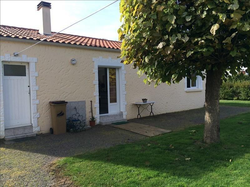 Sale house / villa Jard sur mer 196900€ - Picture 9
