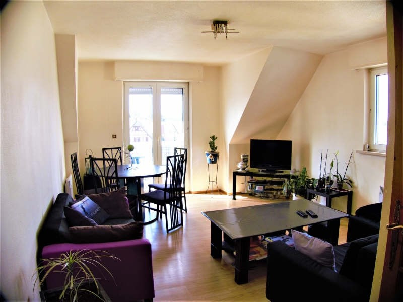 Investment property apartment Haguenau 186000€ - Picture 2