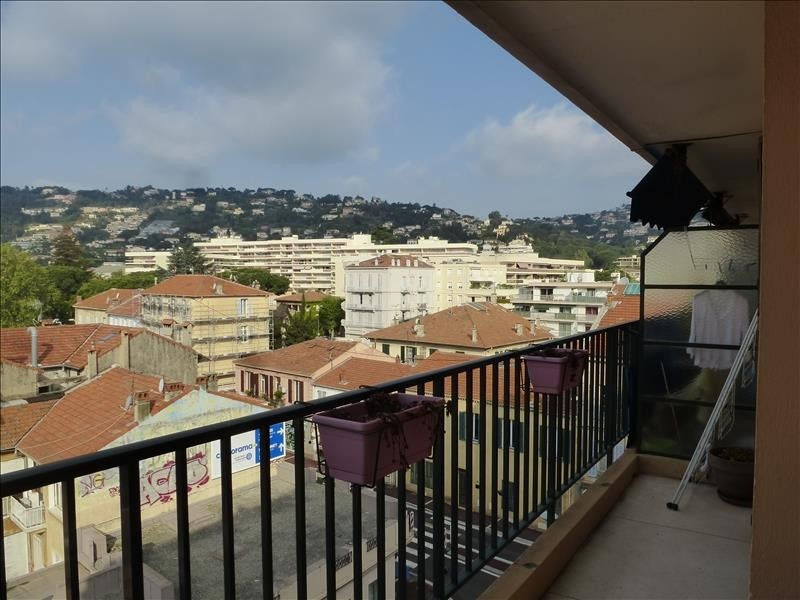 Vente appartement Le golfe juan 219000€ - Photo 5