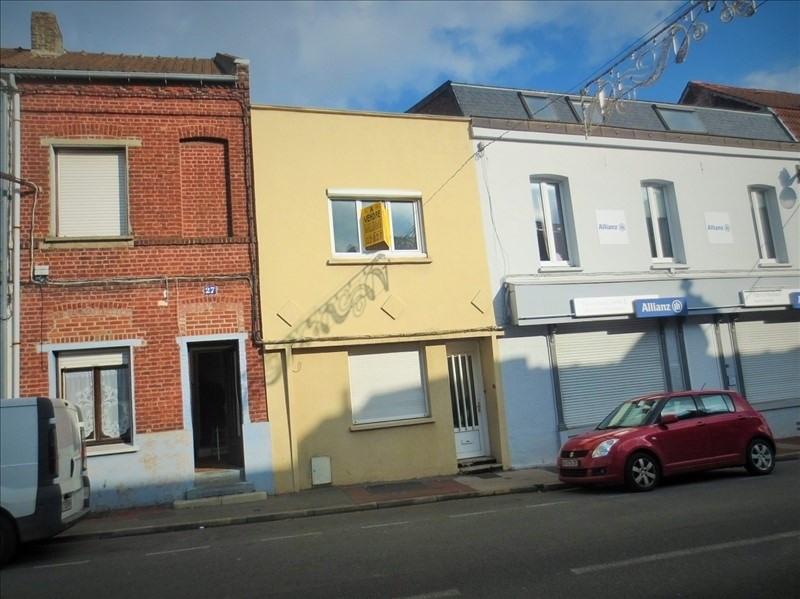 Sale house / villa Bethune 87000€ - Picture 1