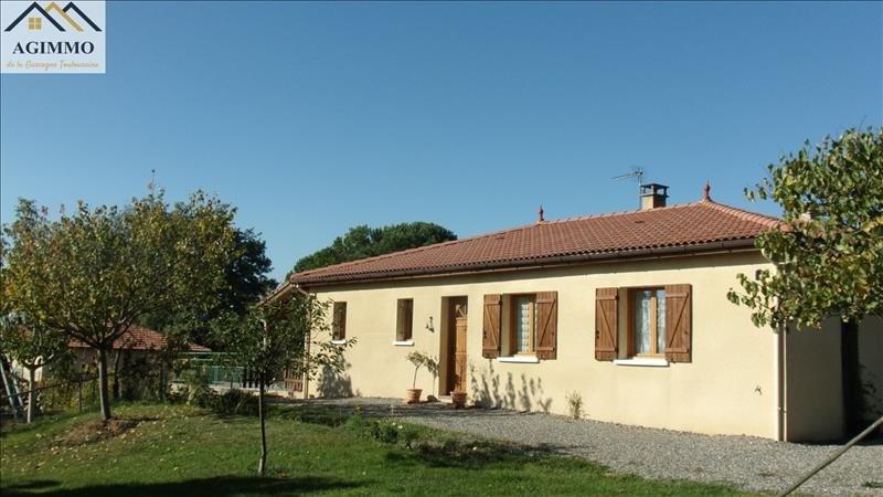 Vente maison / villa Mauvezin 242000€ - Photo 1