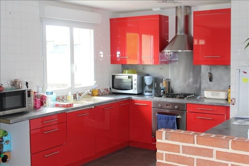 Vente maison / villa Bertincourt 146300€ - Photo 2