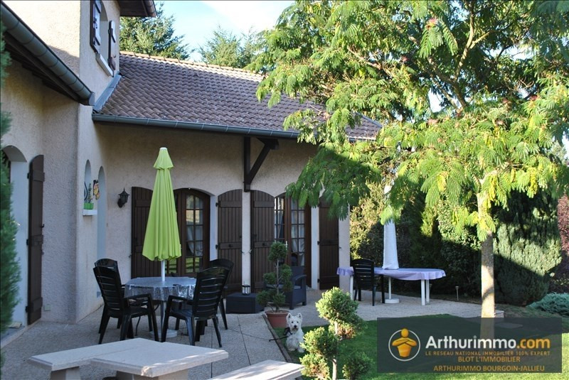 Sale house / villa St alban de roche 399 000€ - Picture 6